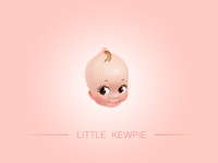 Fancy stuff : Little Kewpie