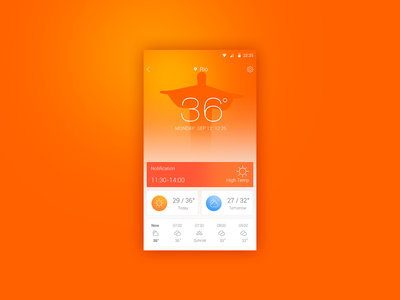 Weather App Series