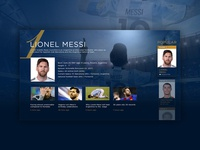 World Cup&Power BI Ranking Page--Messi