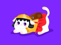 Anime Kitty : Chibi Maruko