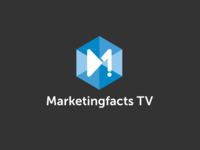 Marketingfacts TV - logo & web design