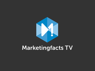Marketingfacts TV - logo & web design website design websites branding design ui ux identity website logodesign design webdesign logo branding marketing