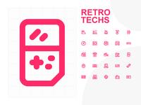 Retro techs
