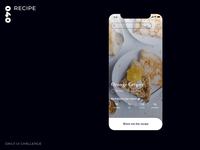 Daily UI Challenge - 040 - Recipe