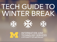 Tech Guide to Winter Break Video