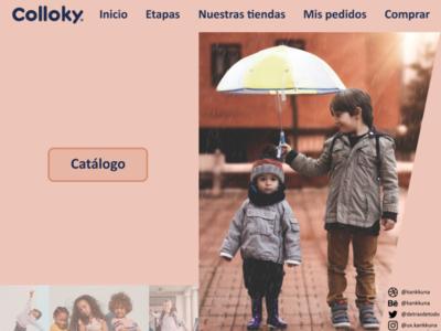 #dailyui #003 Landing Page