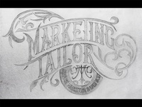 Marketing Tailor sketch