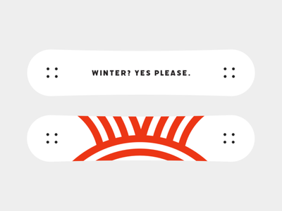 Kanu Snowboard Design outdoors snowboard snowboarding vanlife illustration logo brand minimalism layout typography branding design