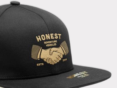 Honest ~ Snapback Design