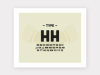 Honest ~ Typography