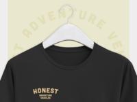 Honest ~ Shirt Design