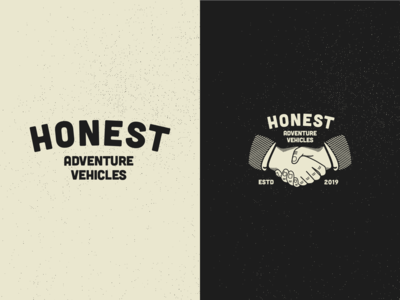 Honest ~ Logo Spread