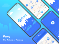 Airbnb of Parking - Parq iOS App