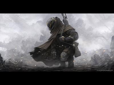 Cloak destiny characterdesign character fantasy science fiction scifi visual development visualdevelopment vizdev viz dev concept art conceptart