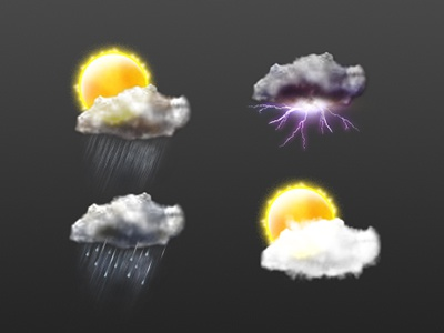 Weather small