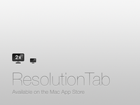 ResolutionTab