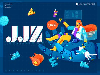 JJZ design 风景 插图