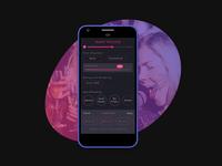 Using (Music Auto-alignment App) UI Deisgn