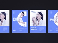 Brand design of medicine fast app