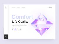 Smart Home Page Design 03