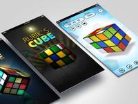 Rubik's Cubic app