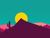 Desert concept