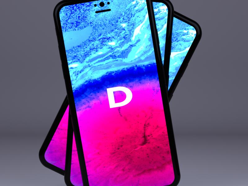 Phone design samsung iphone apple phone design phone color octane render octane cinema 4d cinema4d design adobe photoshop graphic design