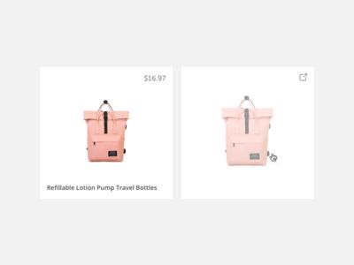 Minimalali external link website product page ecommerce shop minimal