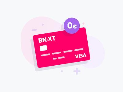 Bnext card v2 credit card bank spain 0€ bnext