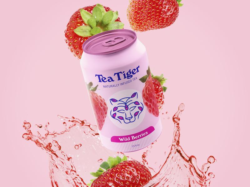 Tea Tiger Packaging