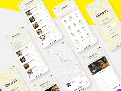 Dinein app
