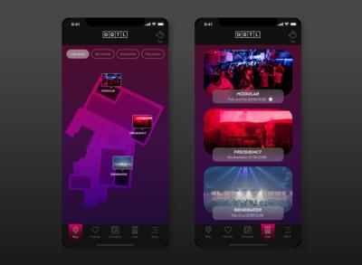 It'sAlive music festival app