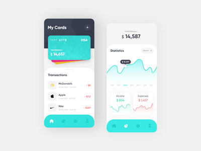 Finance App iconly business finance app finance website app design android ios ux branding app ui app minimal application uiux ui flat design