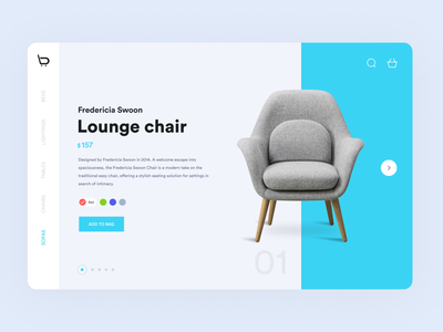 Comforty furniture landing page minimalistic minimalism furniture website furniture store furniture landing design landing page figmadesign landing figma adobexd branding website uiux minimal application ui flat design