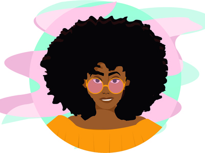 Afro & Color