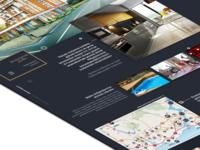 Bahçeşehir suites Landing page