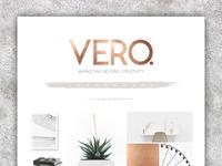 Vero. Agency Identity
