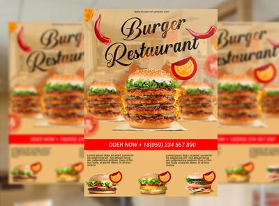 BURGER FLYERTemplate sandwich flyer red chilli fire restaurant flyer burger flyer burger flyers