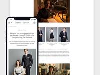 Hawes & Curtis - Blog