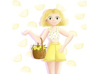 Lemon Girl