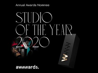Awwwards Studio of The Year Nominee website ui design automotive identity branding symbol interaction animation simple award awwwards studio