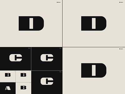 OTF® GLUSP /FREE FONT/ branding interaction animation freebie kharkiv swiss font design typeface free font