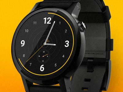 Watchface Design /  For Fun