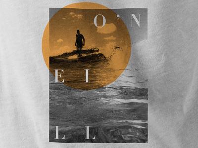 Disconnect Tee wave oneill surfboard surfing surf tee t-shirt australia