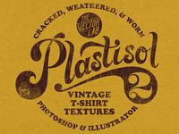 Lettering for Plastisol 2 T-Shirt Textures
