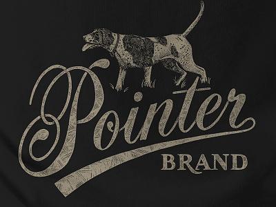 Pointer Brand logo lettering pointer brand t-shirt shirt tee