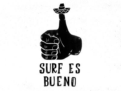 Bueno tee for O'Neill bueno t-shirt tee sombrero surfing surf