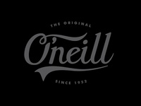 O'Neill Lettering
