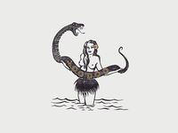 Snakebite Tee - VOODOO