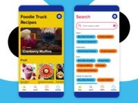 Monster Foodie Truck app